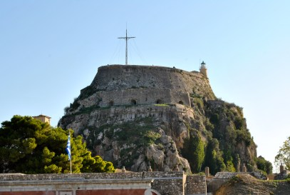 CORFU'S OLD FORT