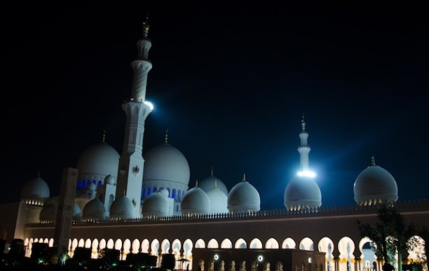 NIGHTTIME GRAND MOSQUE5