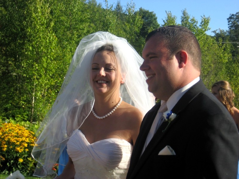 Mr. and Mrs. Stephan and Rachel Gingras | September 6, 2009