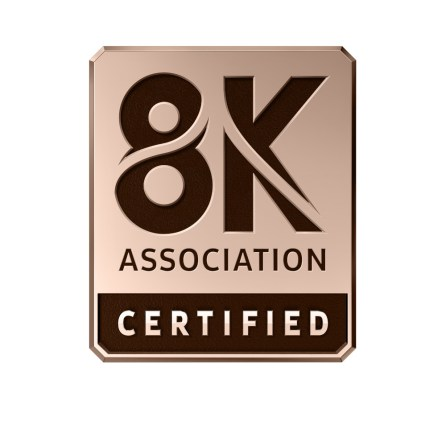 8K Association Certified Program