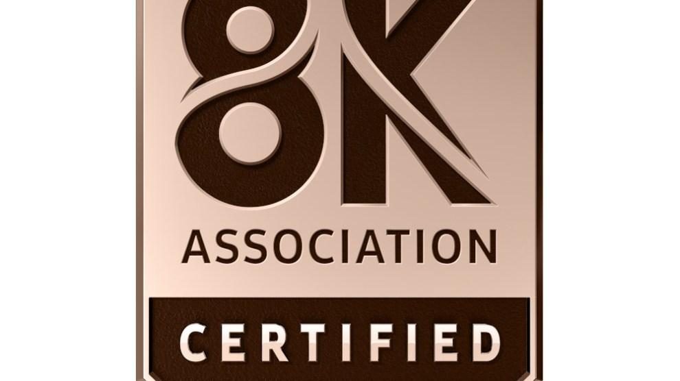 Seventy Plus 8K TVs Now Certified by the 8K Association