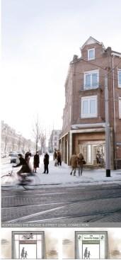 Entrance from Binnenweg