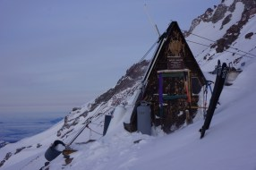 The hut where hot water magically appears from (thanks Solveig and Brian!)