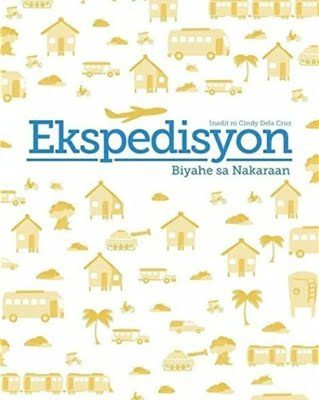 8Letters Bookstore and Publishing Ekspedisyon Byahe sa Nakaraan Book Cover