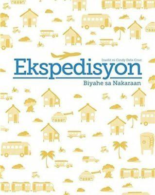 8Letters Bookstore and Publishing Ekspedisyon Byahe sa Nakaraan Book Cover