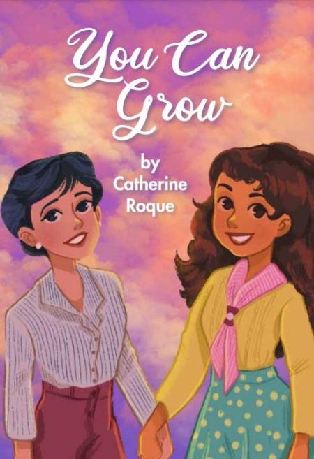 You Can Grow -ebook Catherine roque