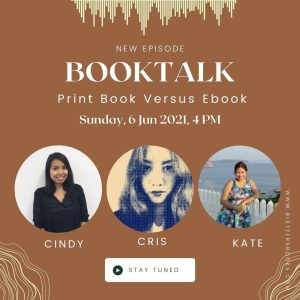 BookTalk: Print versus Ebook