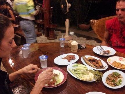 Isaan Food - Muay Thai Host