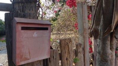 Thai Mailbox