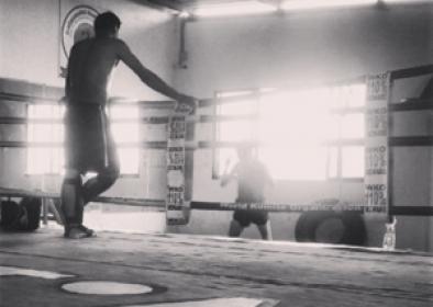 Watching over Shadowboxing - Muay Thai Sakmongkol