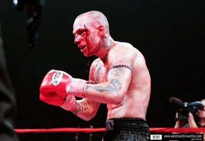 Kevin Ross - Bloody Muay Thai