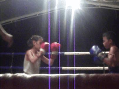 PhetJee Jaa - 12 year old female Muay Thai fighter