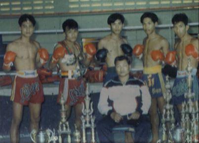 Sancherng - Muay Thai - Pinsinchai
