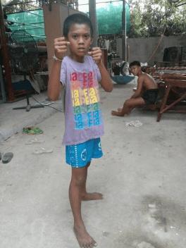 Isaan Muay Thai - Little Fighter Guy