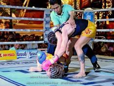 Sylvie vs Saya Ito - Finshed