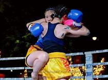 Sylvie vs Saya Ito - tied up