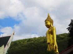 Giant Buddha and Hill