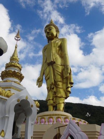 Giant Buddha and Sky 3
