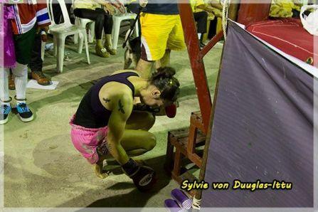 Fight 99 - Sylvie von Duuglas-Ittu - King's Birthday 1