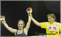 Fight 99 - Sylvie von Duuglas-Ittu - King's Birthday 13