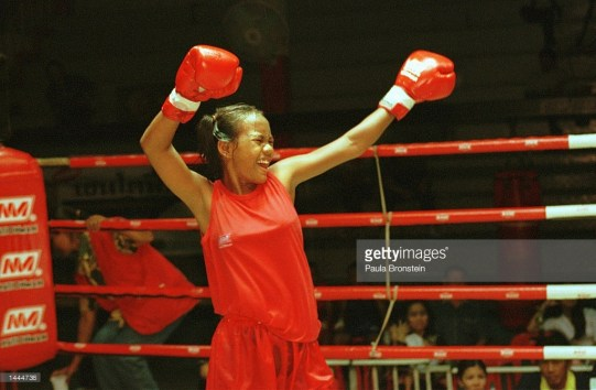 Celebration of Victory - Rangsit Female Fight 2000 May