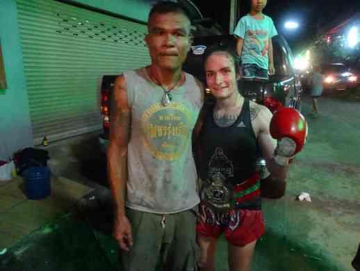 Mod Ek and Sylvie - Fight 130-w1400