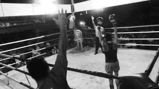 The moment of Victory Fight 131-w1400