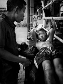 Mio Cade - Boys of Muay Thai in Thailand 18