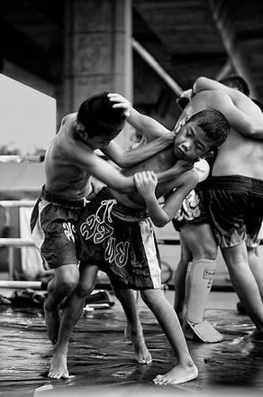 Mio Cade - Boys of Muay Thai in Thailand 25