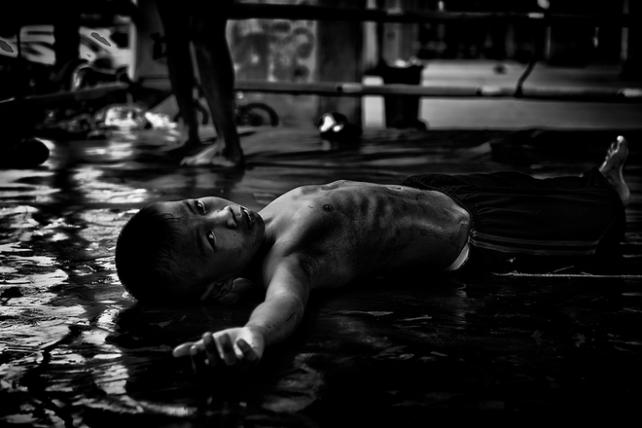 Mio Cade - Boys of Muay Thai in Thailand 34