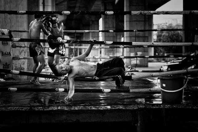 Mio Cade - Boys of Muay Thai in Thailand 36