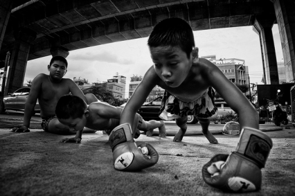 Mio Cade - Boys of Muay Thai in Thailand 9