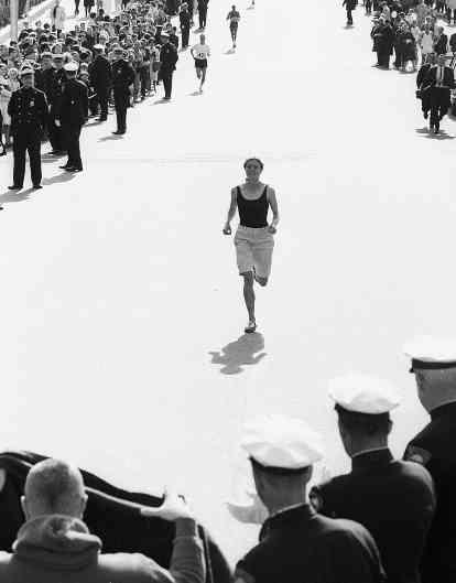1st Female Boston Marathoner 1966