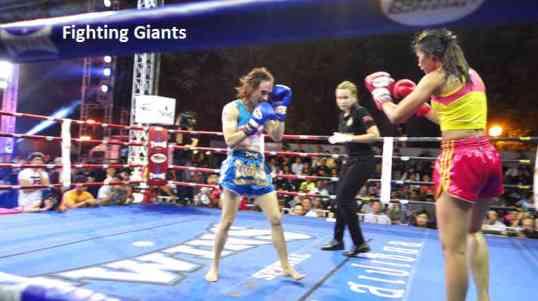 Fighting Giants - Snap