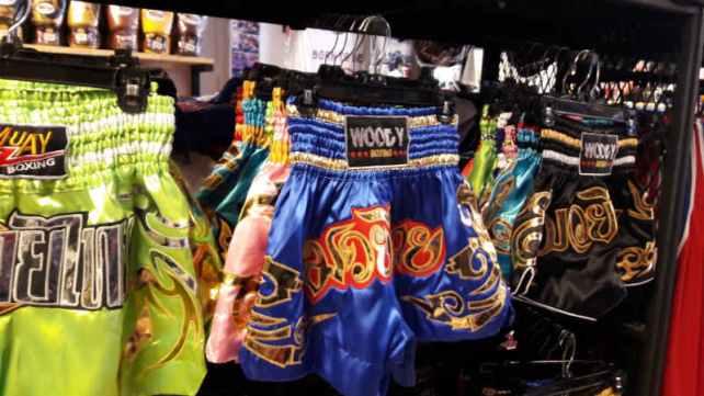 Muay Thai Shorts for sale Pattaya