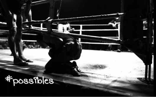 possibles under the rope