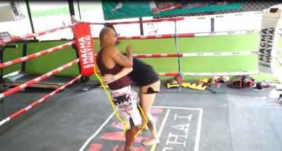 Rambaa Revisit knee bend