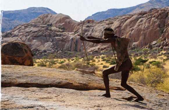 Persistence Hunting Yodkhunpon