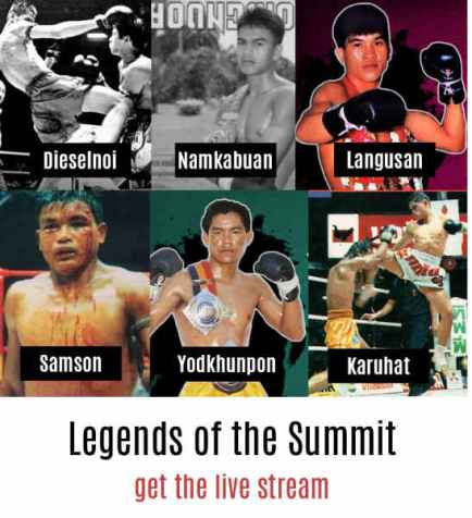 Legends of the Summit get the live stream