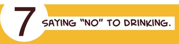 7. Saying