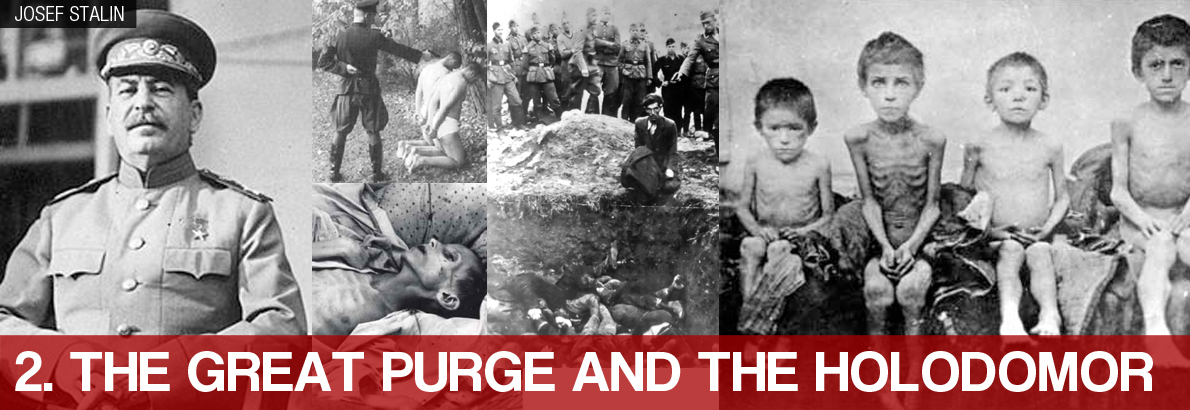 2. The Great Purge and the Holodomor