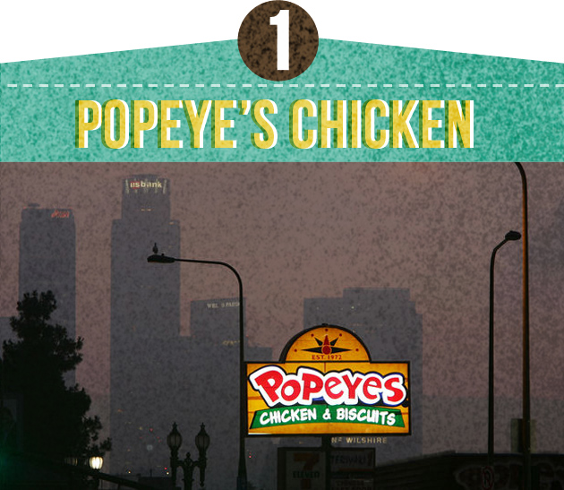 Popeye's Chicken