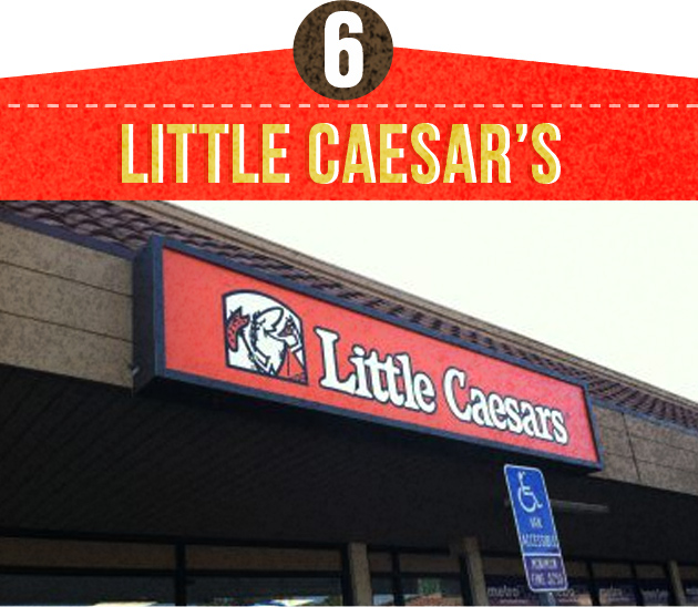 Little Caesar's