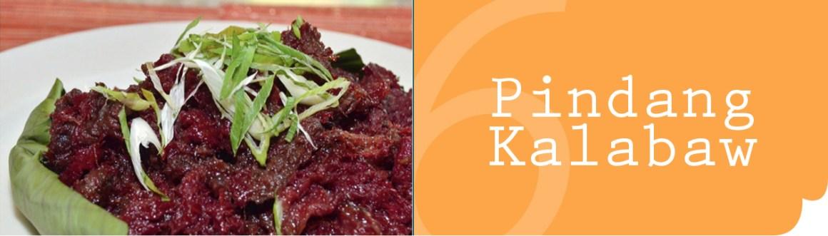 Pindang-Kalabaw-68 Signature Kapampangan Dishes that You Should (Really) Try