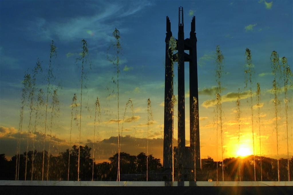 The Quezon Memorial Circle Tower