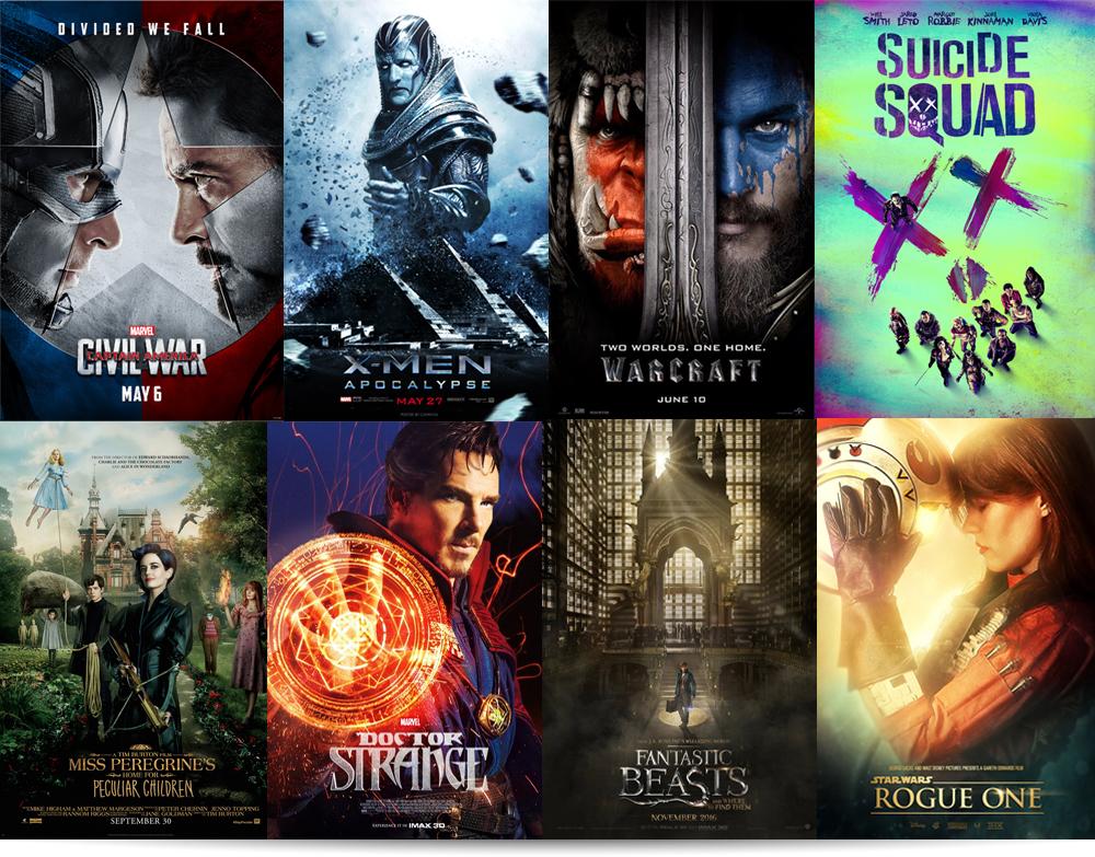 2016 Movies
