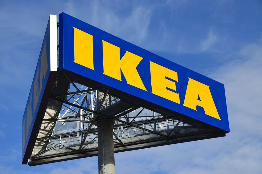 52321057 - zagreb, croatia. 21st aug, 2014. the grand opening of ikea department store in zagreb.