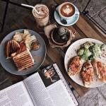 Beyond Coffee: Cafés with Gr8 Food