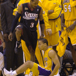 8 Greatest Moments  in the NBA Finals