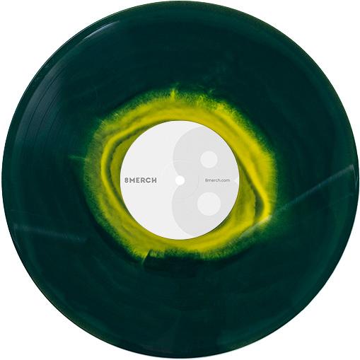 Color in Color Specjal Effects Vinyl Image